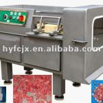Hot Selling Meat Cube Processing Machine/Frozen Meat Cutting Machine-