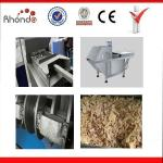 Frozen meat cutter with capacity of 3t/h and stable supply-