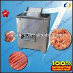 2012 latest invention automatic meat slicing machine-