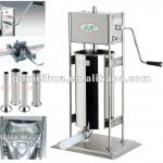 Stainless steel manual Sausage machine TV15L