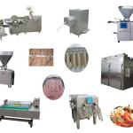 Sausage Production Line / Sausage Processing line