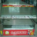 best price hot sale New design electric sausage roller with 5 rollers