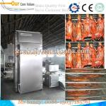 Stainless steel #304 smokehouse for fish 0086-15037185761