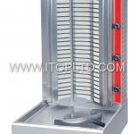 stainless steel chicken shawarma machine