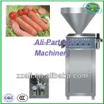 Electric industrial automatic sausage filler with high efficiency