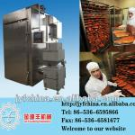 China 500 industrial electric meat smoke machine