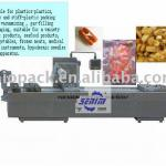 high speed meat ball continuous strech Vacuum Packaging Machine