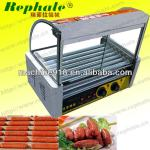 2012 High Quality Stainless Steel Grilled Sausage Machine