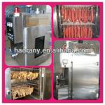 Reliable quality PLC screen food smoking equipment for sale