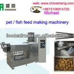 textured soya meat screw machinery
