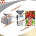 Automatic quantitative Sausage filler and twist machine|Sausage Filling Machine|Sausage Twisting Machine|Sausage Machine
