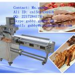 halal kebab forming machine / halal meat skewer machine