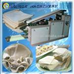 Home wonton wrapper machine