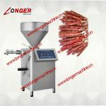 Pneumatic Quantitative Sausage Filling Machine/Sausage stuffer/stuffing machine