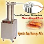 Hydraulic Sausage Filling Machine for sale