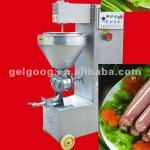 Speed Regulation Sausage Filling Machine/High efficiency sausage filler machine