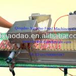 stainless steel kebab skewer machine / bamboo bbq skewer machine