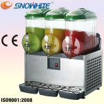 slush machine YX-3, three triple tanks-