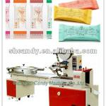 candy pillow wrapping packing machine-