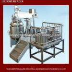 2013 100% quality guaranteed ZJR vacuum homogeneous emulsifying machine-