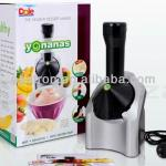 bananas frozen fruit ice cream yogurt maker as seen on tv-