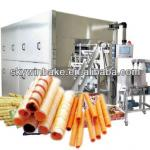 Egg roll machine(wafer stick machine)-