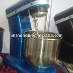7 liters planetary food mixer machine/food mixer in machinery BLUE-