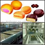 KH-600 full automatic custard cake machine-