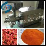 stainless steel hot pepper / chili grinding machine-