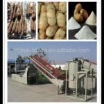 Free training techniques cassava flour processing machine-