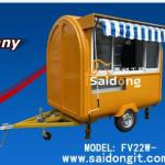 LATESTED Multi-function Mobile Food van(Can be customized),-