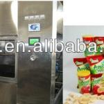 puffed fruit production line-