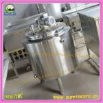 mini stainless steel milk pasteurization machine-