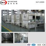 10000BPH glass beer bottle sterilizer machine-