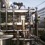 ice cream pasteurizer machine-