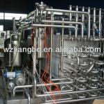 beer pasteurization tunnel-