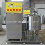Automatic stainless steel fresh milk pasteurization machine for cattle farm-