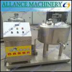 139 Fresh Milk Small Paseurization Machine For Pasteruized Milk-