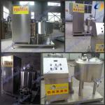 142 Fresh Milk Small Paseurization Machine For Pasteruized Milk-
