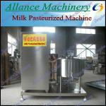 136 Fresh Milk Paseurizer Machine For Pasteruized Milk-