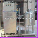 milk pasteurization machine-