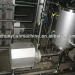 dairy milk pasteurization machinery-