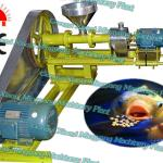 high efficiency floating fish feed pellet making machine CE motor-