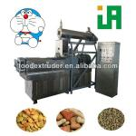 turnkey S/S double screw dry cat food machine/equipment/line-