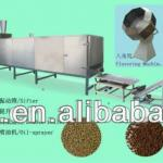 full-automatic floating fish feed pellet making machine-