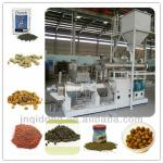 High Quailty 250-400kg/h Sinking Fish Feed Pellet Machine/Fish Feed Processing Line-