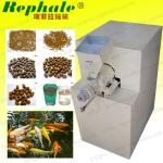 Small Type Multifunctional Fish Floating Feed Pellet Extruder-
