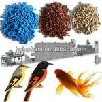 Multi-functional wide output range factory price fish food extrusion machine-