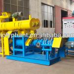 2013 Best seller wide output range reasonable price poultry feed extrusion machine-