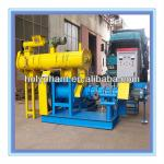 2013 Best seller automatically factory price Fish feed extruder machine-